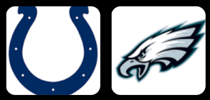 Colts v Eagles