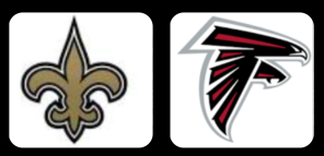 Saints v Falcons