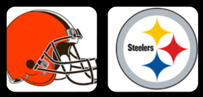 Browns v Steelers