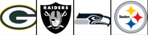 Packers, Raiders, Seahawks, Steelers Bye Week.png