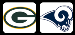 Packers v Rams